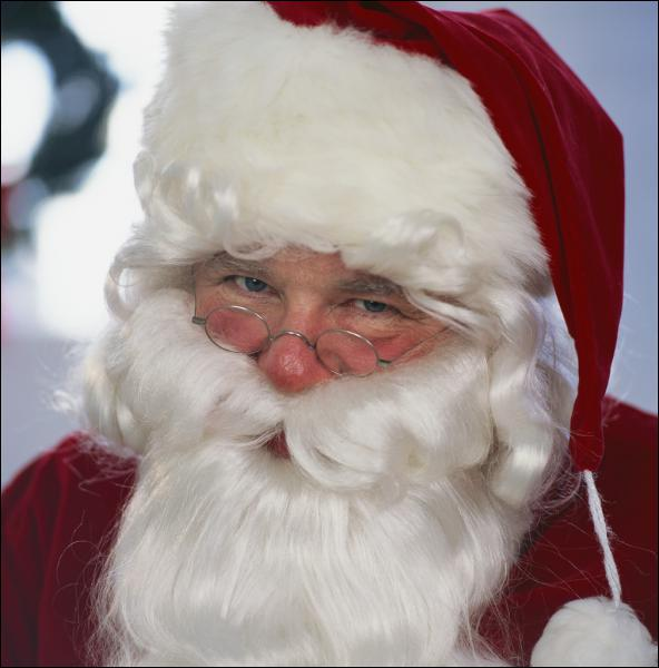 Comment les Anglais appellent-ils le Père Noël ?