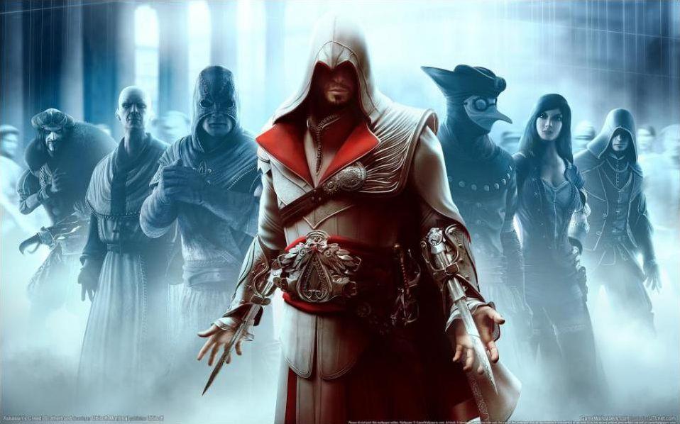 Assassin's creed Brothehood