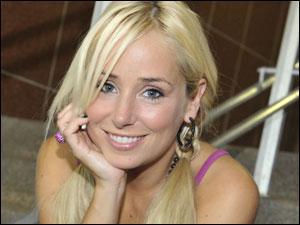 Mariloup Wolfe est la blonde de...