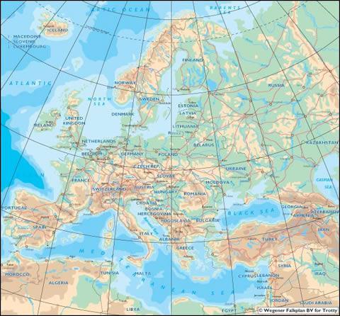 Géographie : quel continent est-ce ?