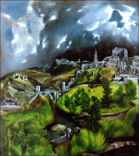 Le Greco, peintre à Venise et à Tolède, était d'origine :