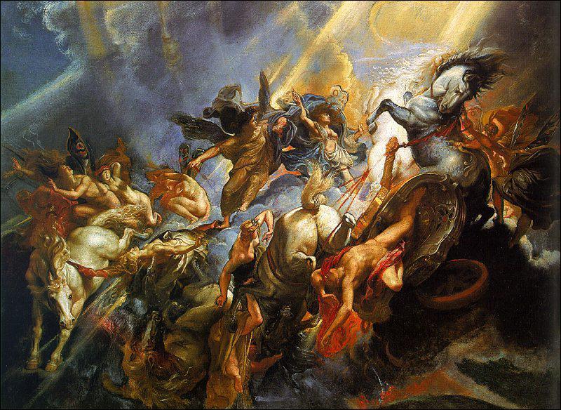 Le célèbre peintre Rubens était d'origine :