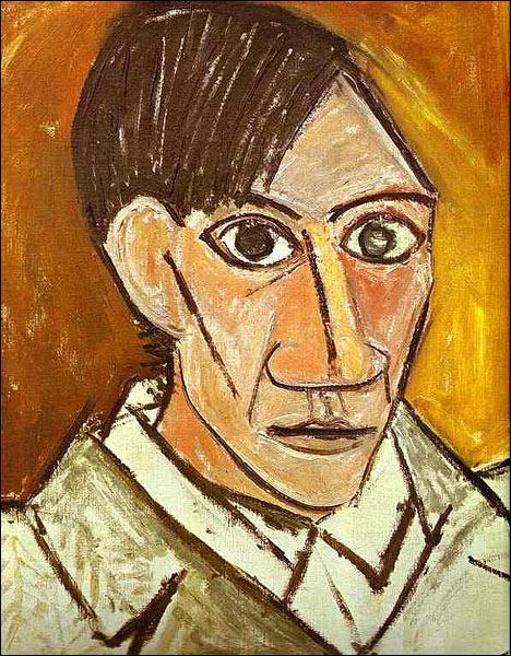 Laquelle de ces oeuvres n'est pas de Pablo Picasso (1881-1973) ?