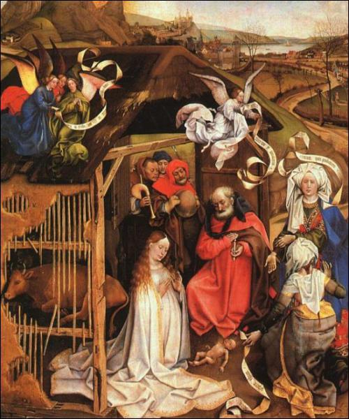 A quel siècle appartiennent les peintres primitifs flamands ?