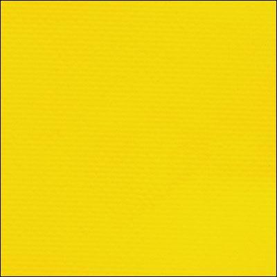 Quelle couleur voit-on le plus sur du jaune ?