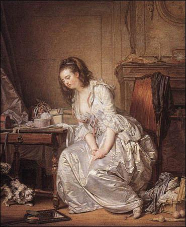 Quel peintre a réalisé 'Le miroir brisé' ?