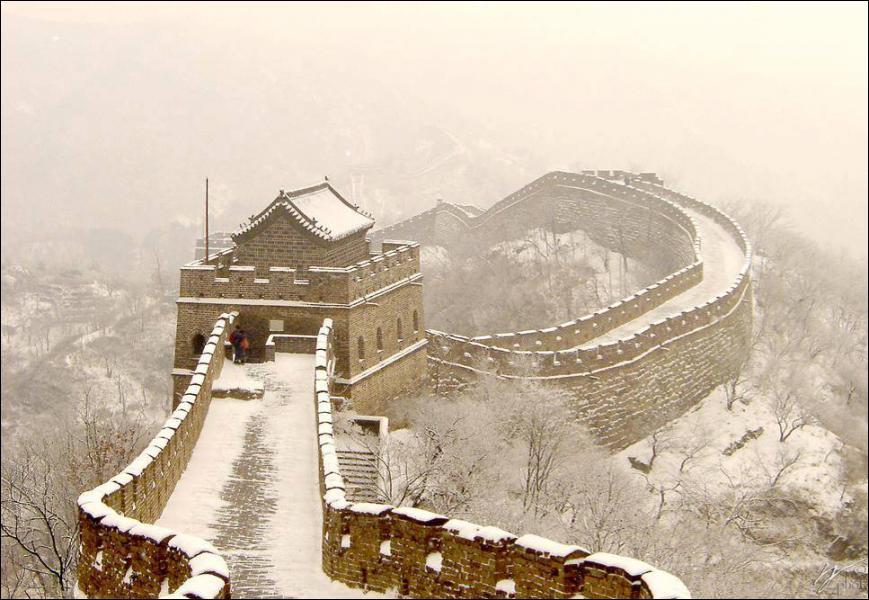 C'est la grande muraille de Chine qui mesurait initialement ?
