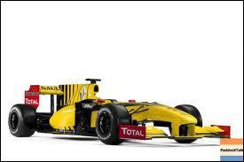 Qui est le constructeur de cette voiture de 2010 ?