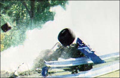 Sur quelle voiture s'est tué François Cevert ( photo ) ?