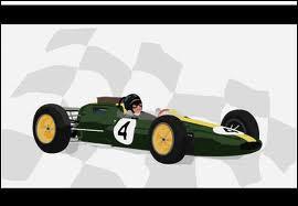Qui est le constructeur de cette voiture de 1963 ?