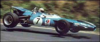 Qui est le constructeur de cette voiture de 1969 ?