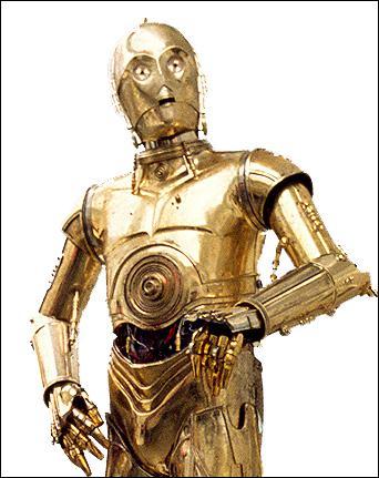 Qui est le copain de R2 D2 ?
