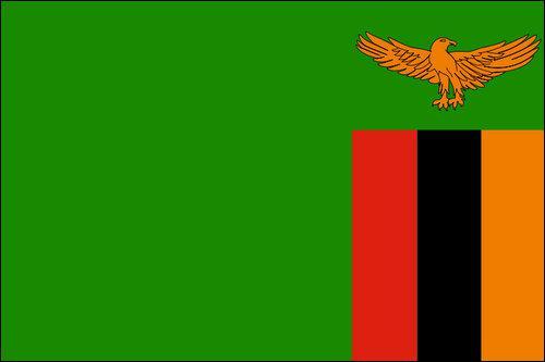 Quel est ce drapeau d'Afrique australe ?