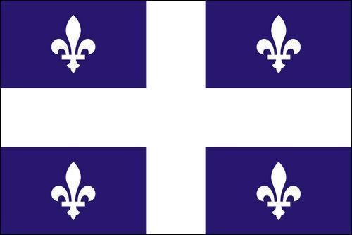Quel est ce drapeau d'Amérique du Nord ?