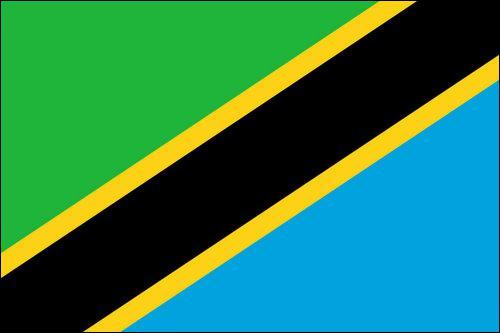 Quelle est la capitale du pays représenté par le drapeau ci-dessous ?