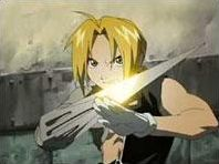 Full metal alchemist - personnages