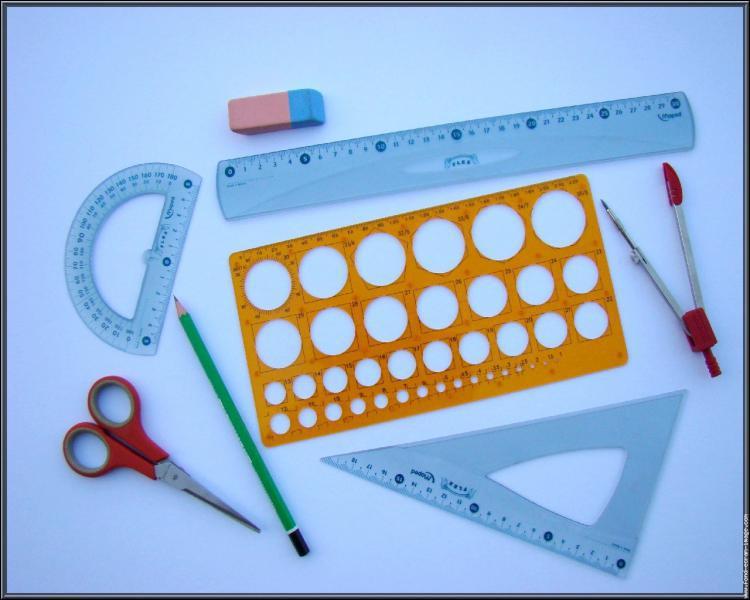 J'ai besoin de tous ces outils pour le cours de :
