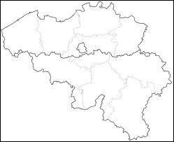 La Belgique est divisée en trois régions . Lesquelles ?