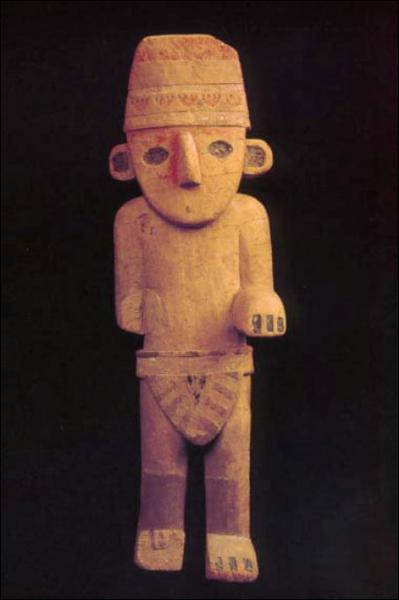 Dans les aventures de Tintin, cette statuette est un fétiche Arumbaya, ethnie inventée par Hergé. Qu'en est-il réellement ?