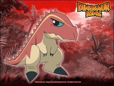 Qui est son dinosaure ?