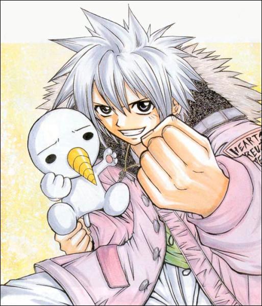 A quel manga correspond ces personnages ?