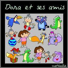 Dora a ... ... ... . . amis