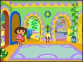 Dora vis chez...