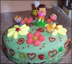 Quel âge a Dora ?