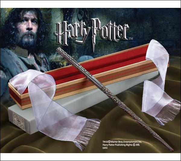 Qui est le propriétaire de cette baguette magique ?