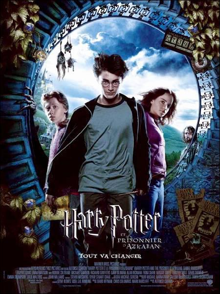 Que reçoit Harry le jour de son anniversaire de la part d'Hermione et de Ron ?