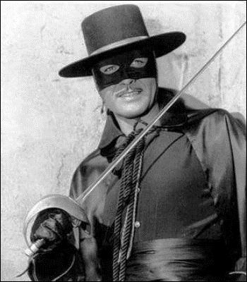 Quel était le nom de Zorro ?