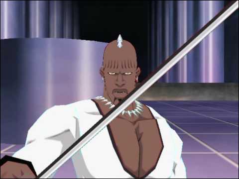 Voici l'espada n°7, Zommari Leroux. Qui va l'abbattre ?