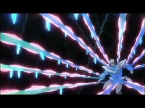 A qui appartient ce shikai que l'on voit ici en pleine action ?