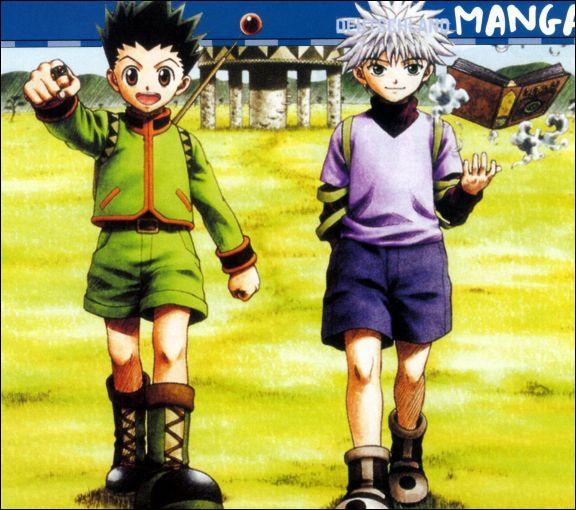 Qui est le garçon de droite, et qui est le garçon de gauche ?