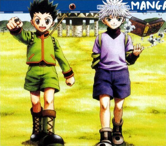 Hunter x Hunter en photos