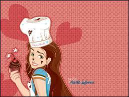 Aurélie adore manger du/des ... . .