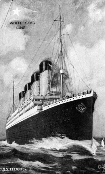 Quand le Titanic a-t-il sombré ?