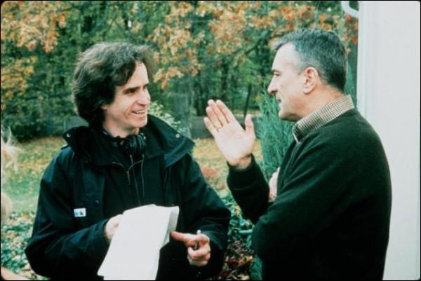 Lequel de ces films a-t-il été réalisé par Robert De Niro ?