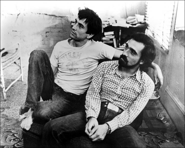 Lequel de ces films marque la 1ère collaboration entre Robert De Niro et Martin Scorsese ?