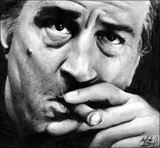 Avec lequel de ces grands réalisateurs Robert De Niro n'a-t-il jamais tourné ?