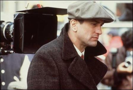 Avec lequel de ces réalisateurs Robert De Niro n'a-t-il pas au moins tourné deux films ?
