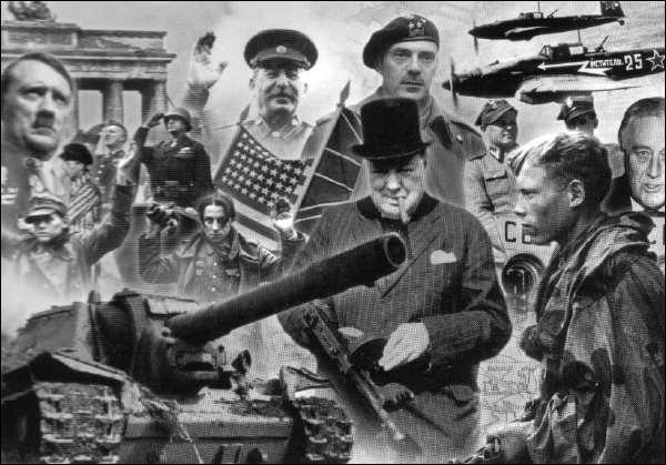 Qu'est ce qui déclencha la Seconde Guerre mondiale ?