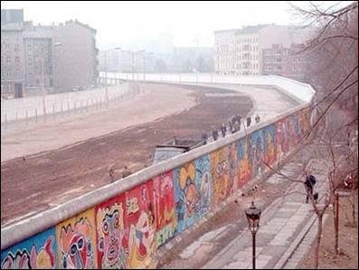 Quand fut construit le Mur de Berlin ?