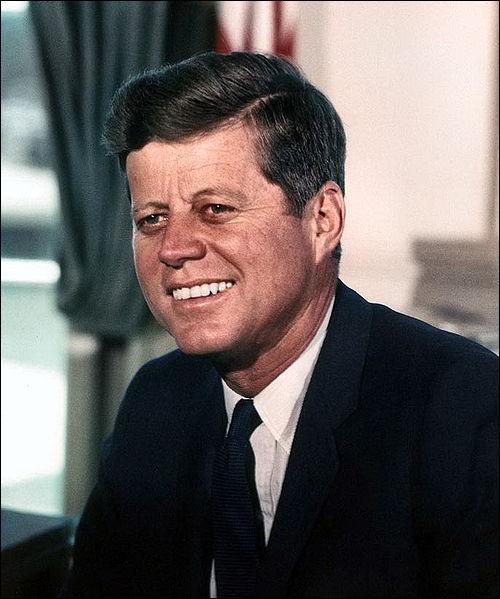 Quand fut assassiné John Fitzgerald Kennedy ?