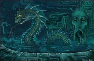 Comment s'appelle le monstre qui se trouve dans la Chambre des Secrets ?