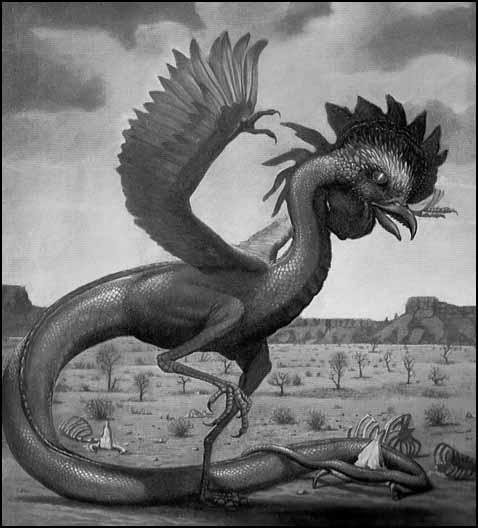 Comment s'appelle ce dragon ?
