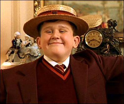 Que constate Dudley le jour de l'anniversaire de Harry ?