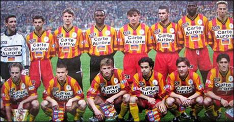 En effet, sous la houlette du nouveau coach, Lens décroche le titre de champion en 1997-1998. Comme un symbole, c'est un jeune formé au club qui marque le but du titre lors de l'ultime journée :