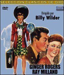 Maintenant, trouvez le titre français de « The Major and the Minor », film tourné en 1942 par un expert des comédies, Billy Wilder.