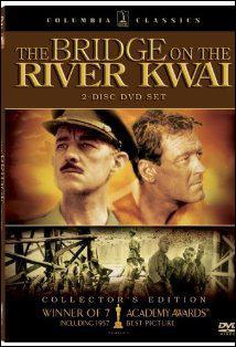 « Le pont de la rivière Kwai », tourné en 1957, met en vedette William Holden et Alec Guinness. Le film a obtenu l'Oscar de la meilleure réalisation. Qui est le réalisateur ?